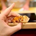 Photo by Adam Goldberg Location: Sukiyabashi Jiro restaurant