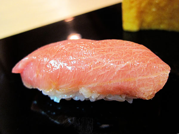 The best fatty tuna in the world.