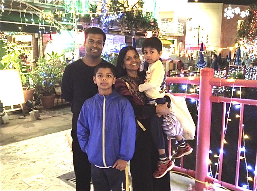 Gautham family