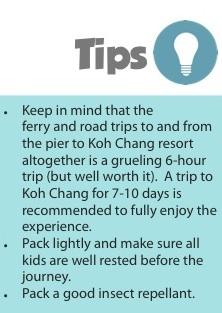 Tips for Koh Chang