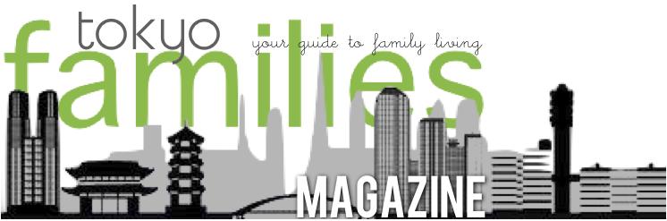 Tokyo Families Magazine