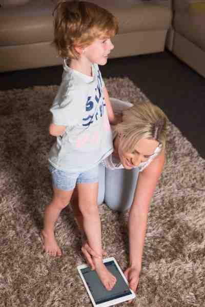 Measuringfoot