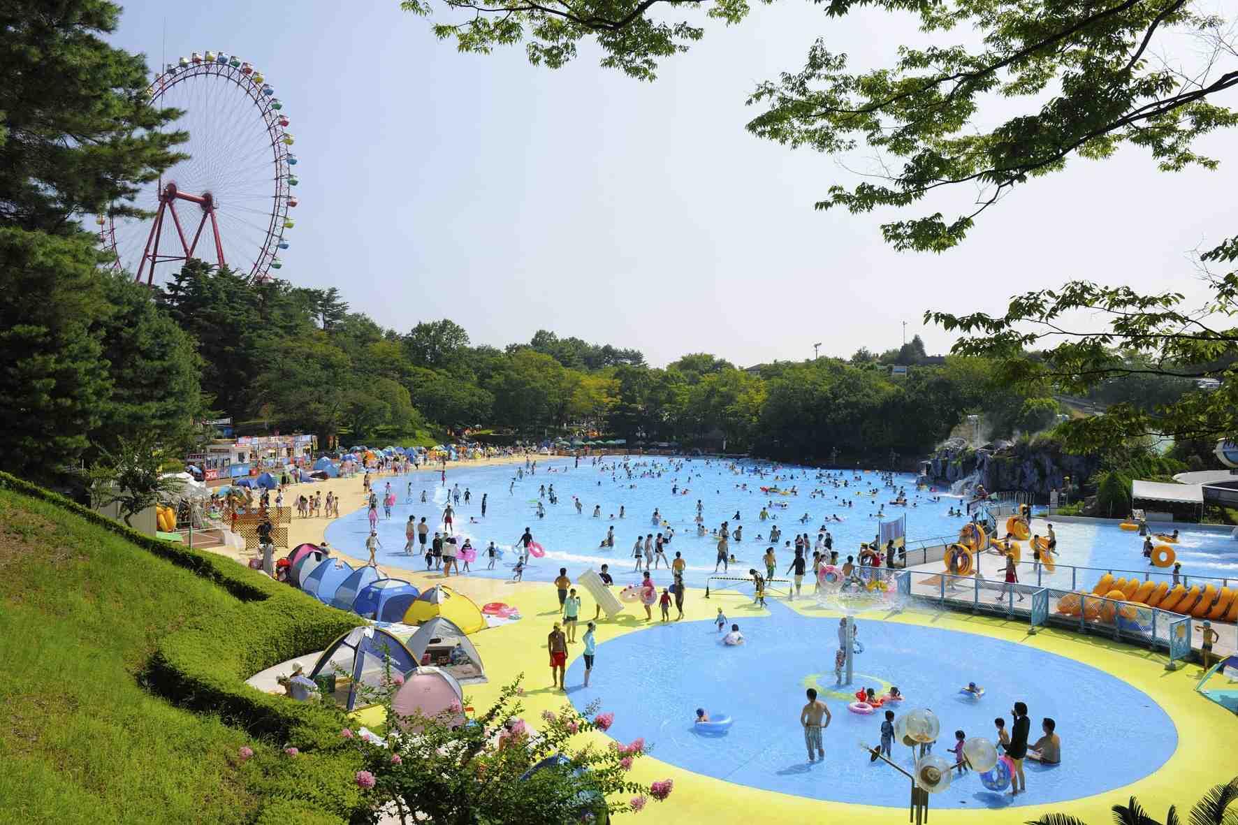 Seibu pool