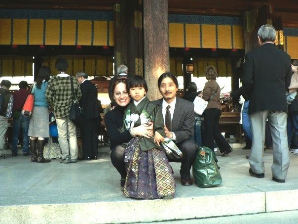 3-5-7 Meiji Jingu 2009