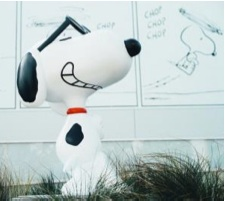 Snoopy (cropped)