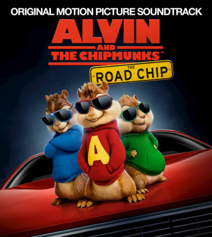 The_Road_Chip_OST_Front