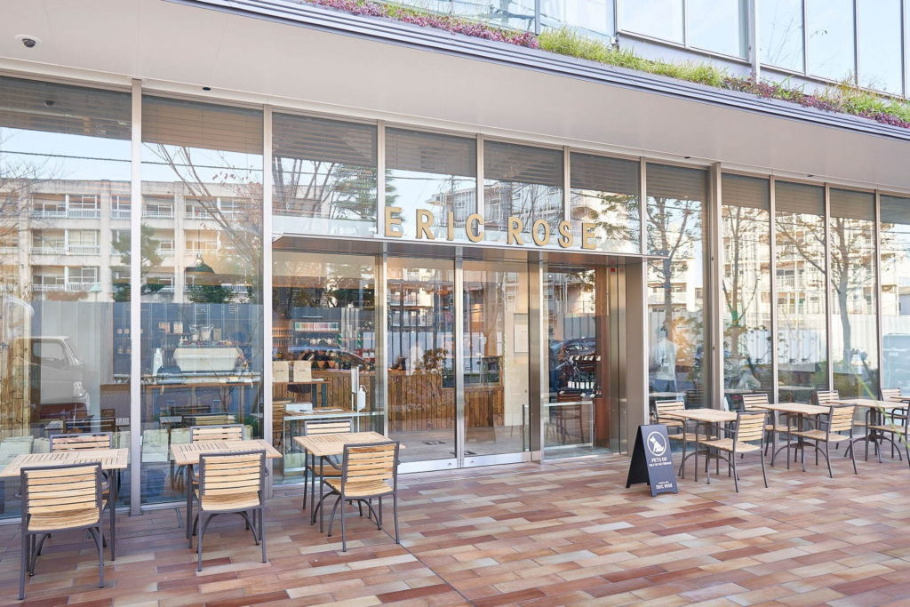 Starbucks' founding member opens eclectic cafe Eric Rose in ...